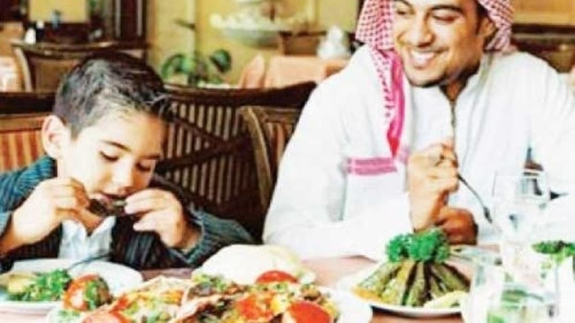 A faulty diet during Ramadan can lead to health problems in children and nutritionists say parents should watch their eating habits. (Courtesy : Saudi Gazette)