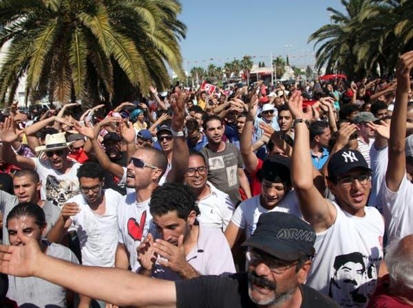 المعارضة التونسية تدرس تشكيل حكومة إنقاذ وطني