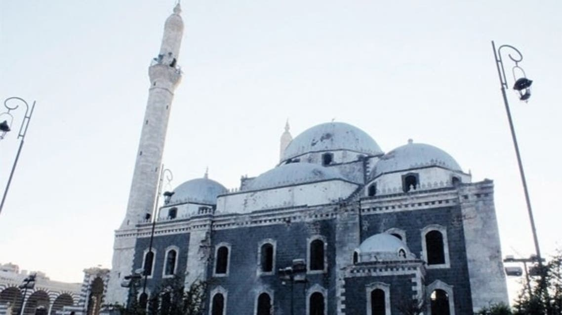 masjid khalid bin waleed