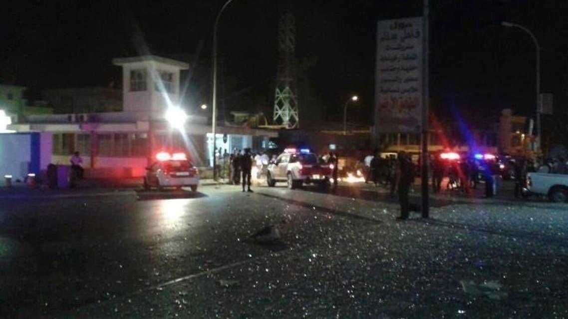 سجن الكويفية بنغازي