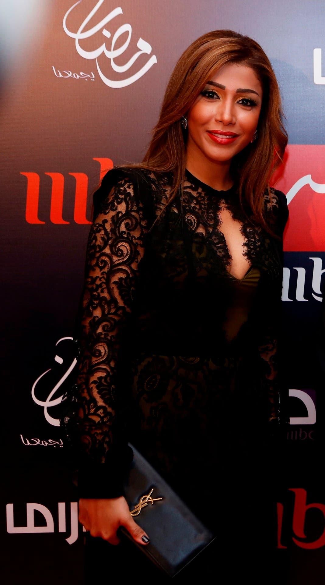 Singer and presenter Arwa