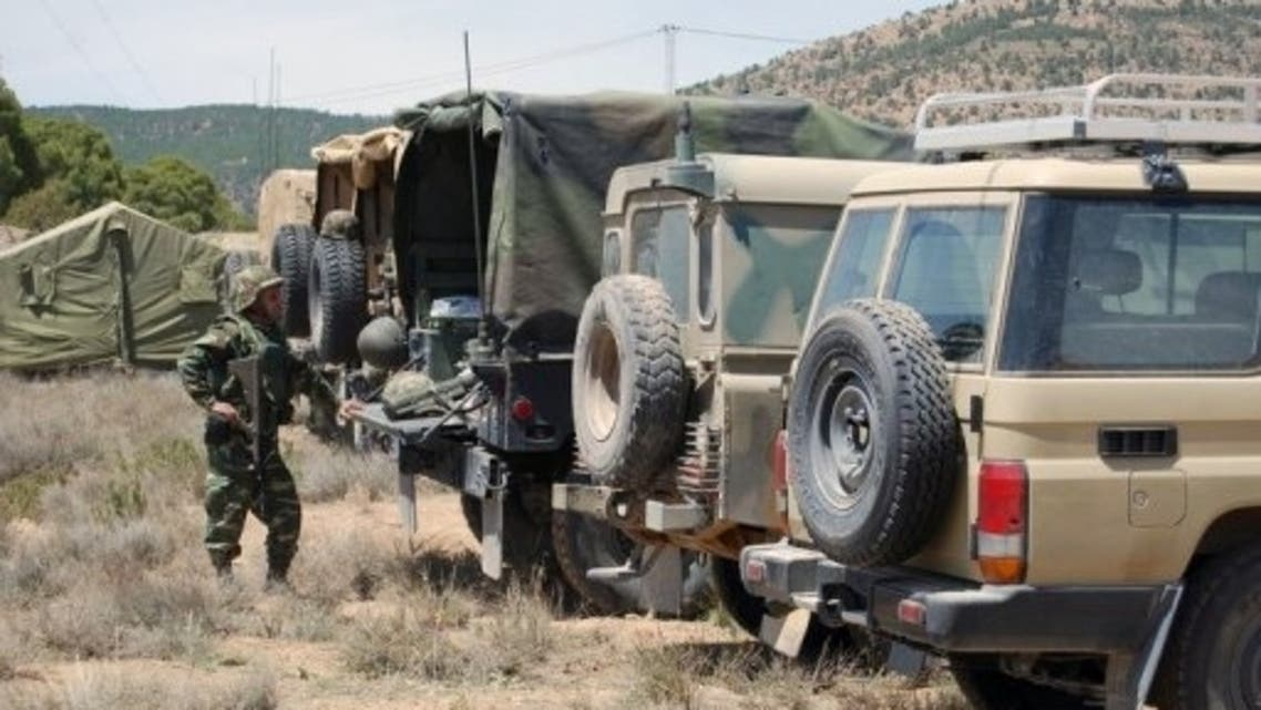 Tunisian army