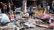 Car bombs kill at least 60 in Iraq