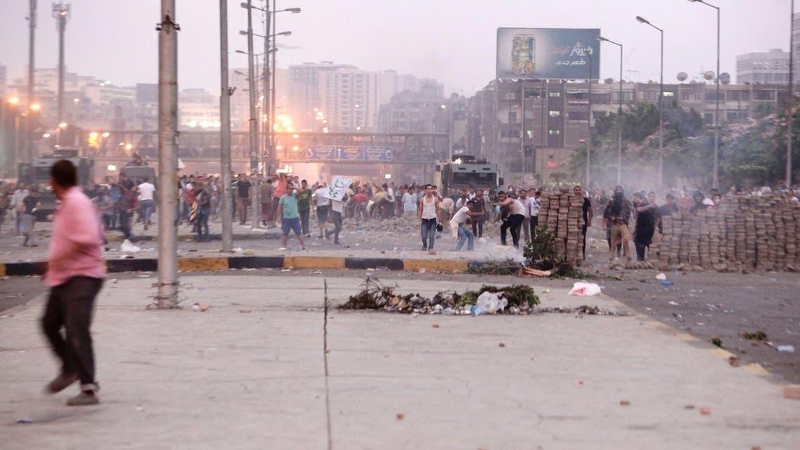 Egypt violence (reuters)