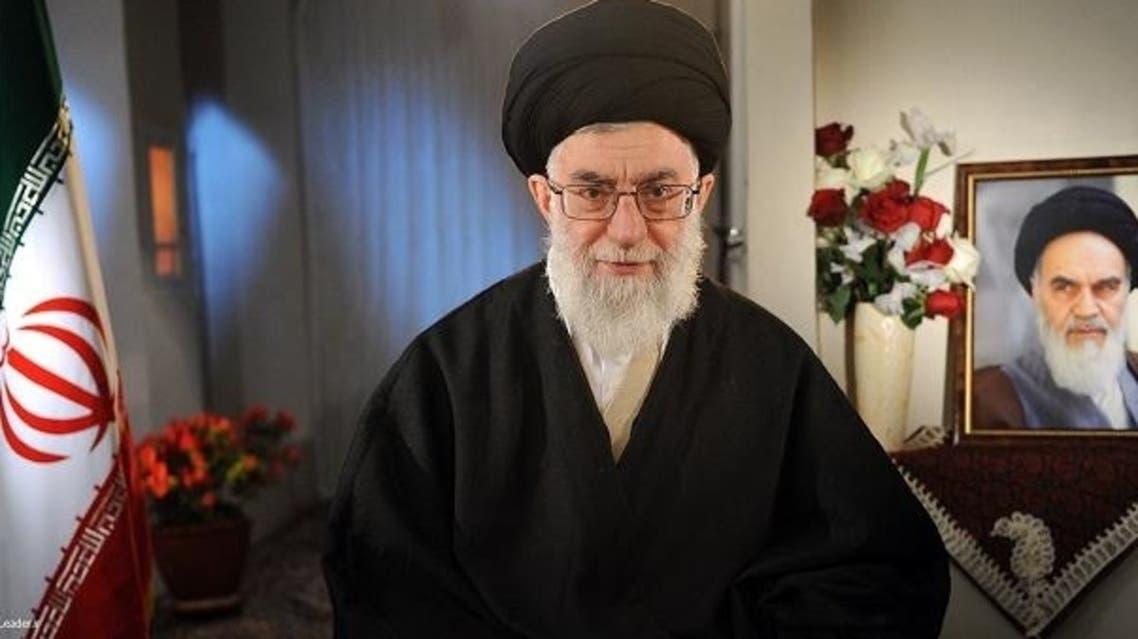 Ayatollah Ali Khamenei reuters