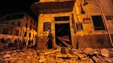'Suitcase bombs' behind explosions rocking Libya's Benghazi