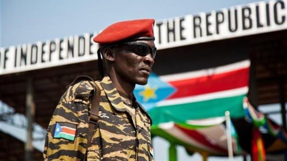 south sudan security reuters