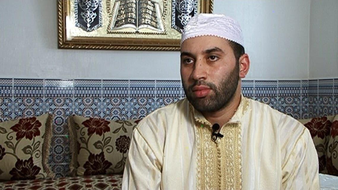 القارئ المغربي الحسين البقالي