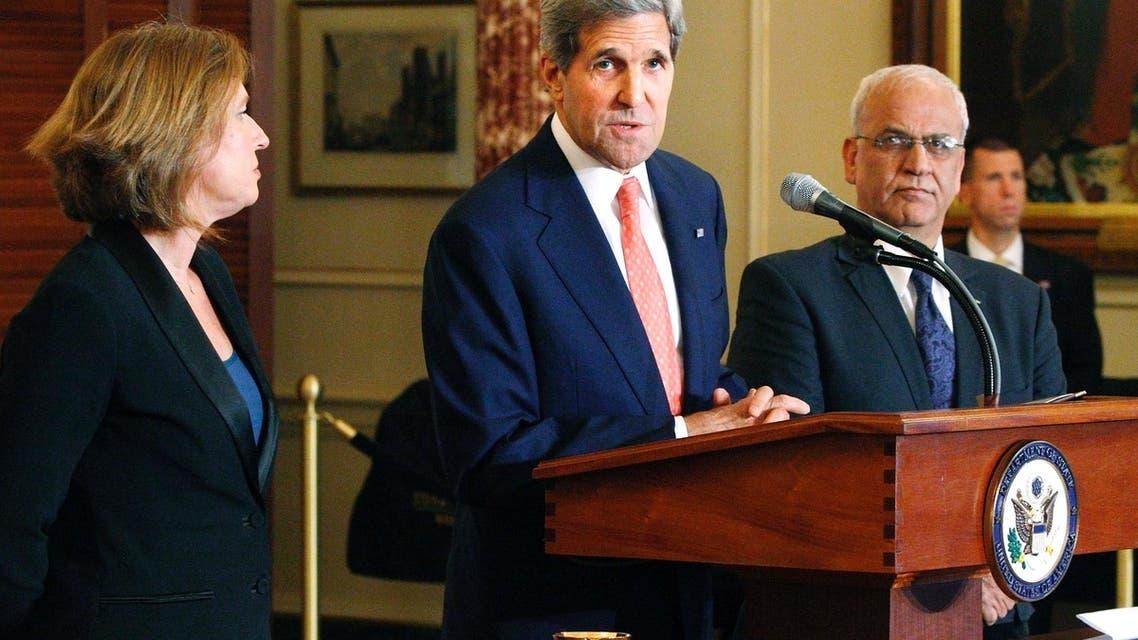 Peace Talks Washington