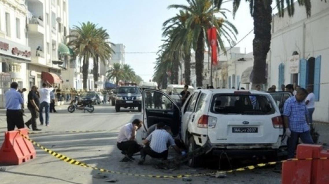 Tunis bomb