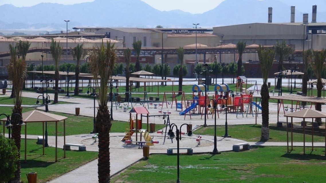 حدائق مكة المكرمة