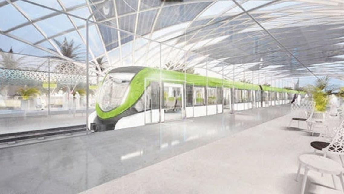 مشروع مترو الرياض