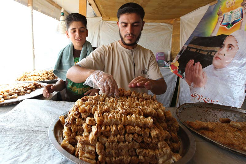 مشاهد يومية لرمضان.. في قلب أحداث سوريا