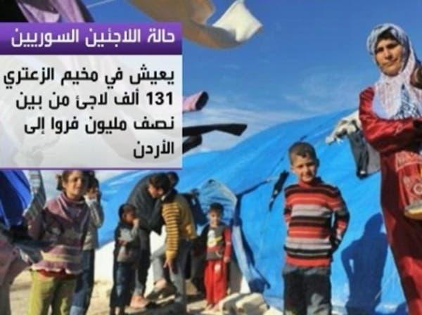 وكالات دولية تحذر.. نتائج كارثية لأزمة لاجئي سوريا