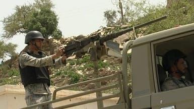 حرس الحدود السعودي يخصص طائرات لرصد التسلل