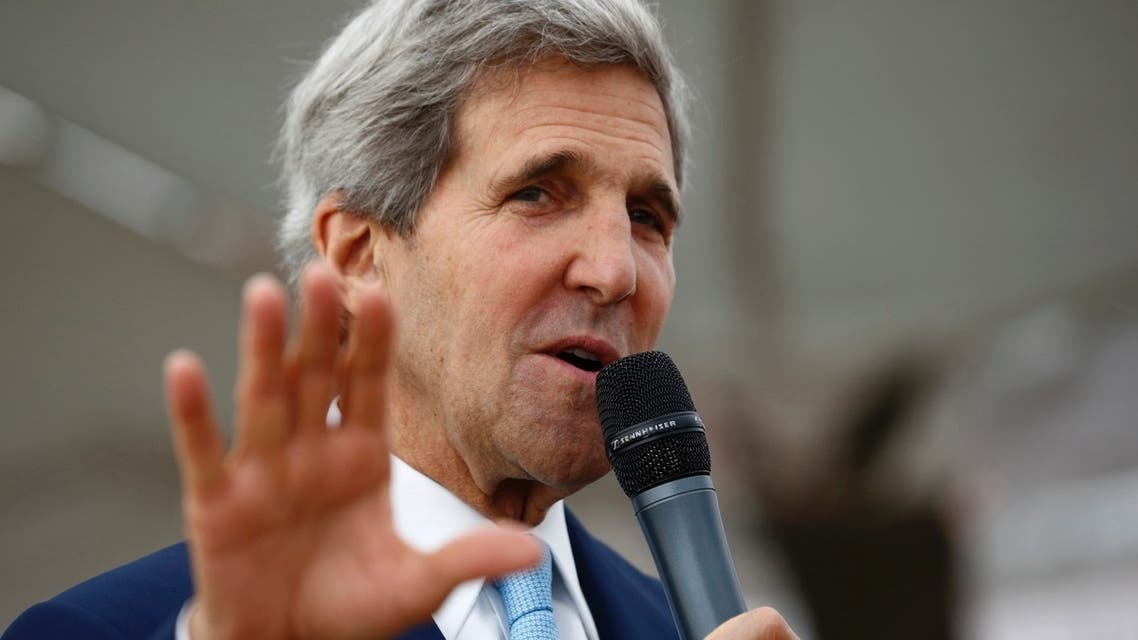 John Kerry Reuters