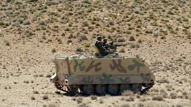 الجيش التونسي: معارك مع إرهابيين قرب الحدود مع الجزائر