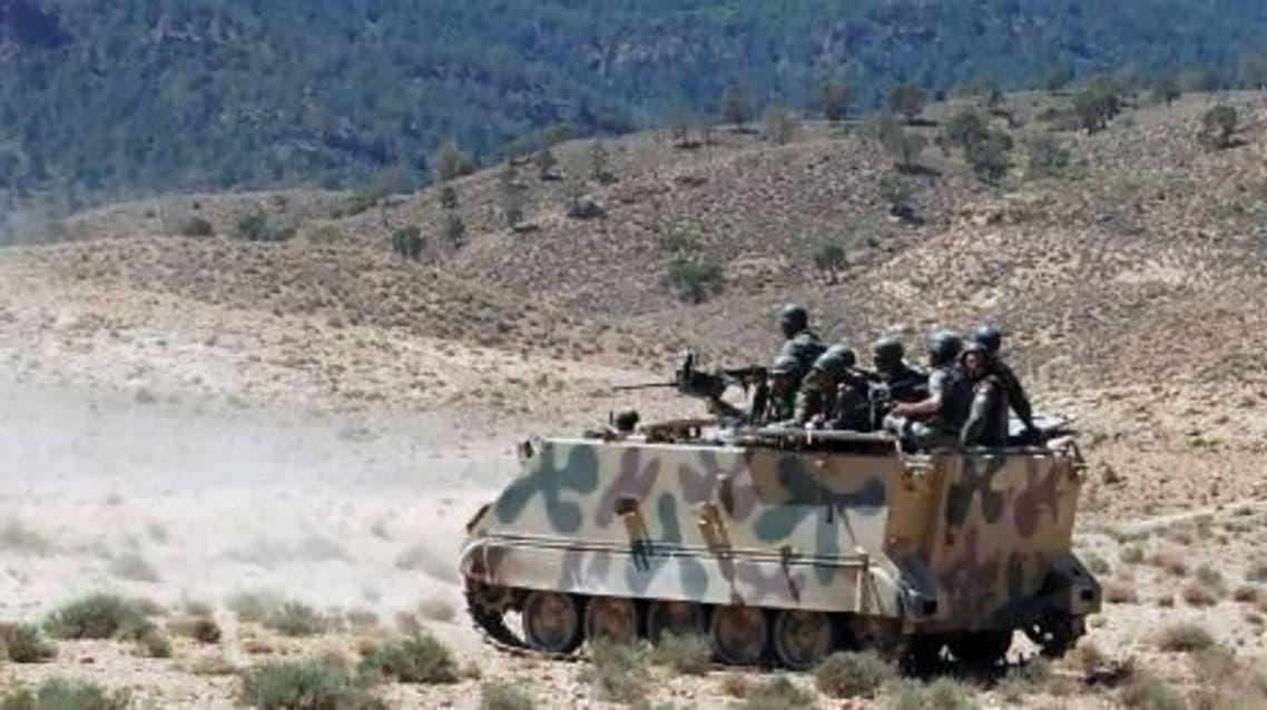 tunisia soldiers