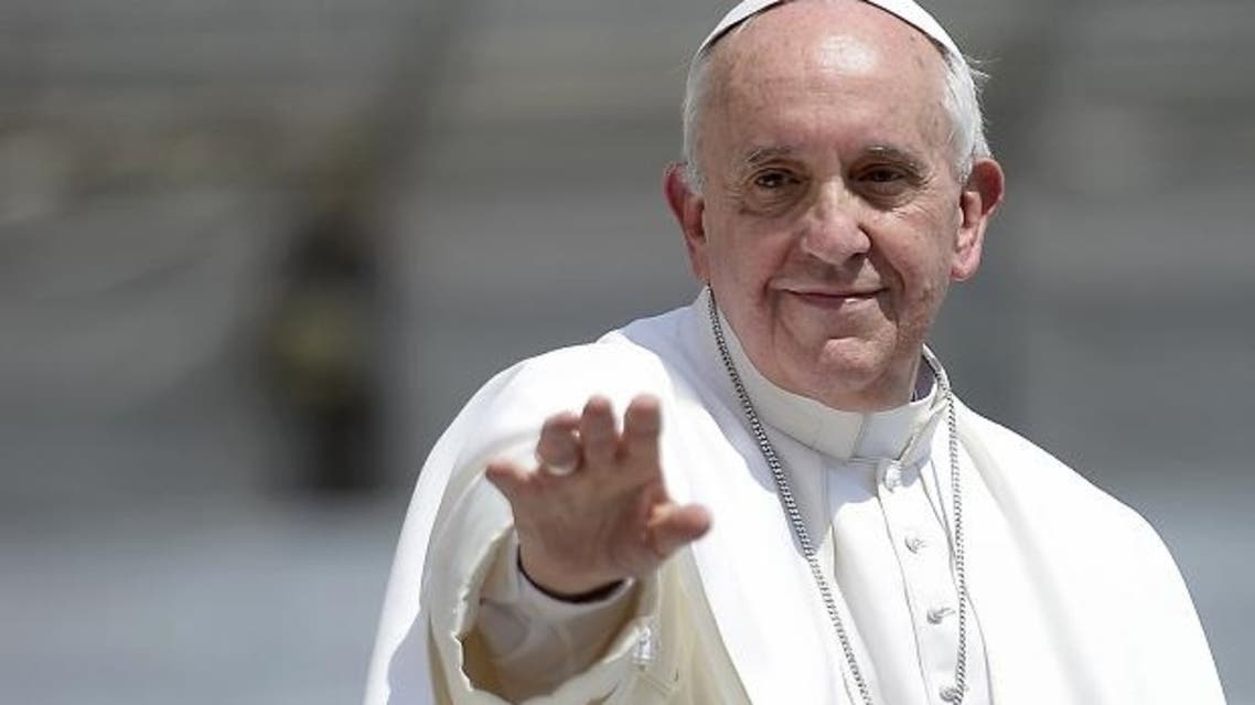 pope AFP