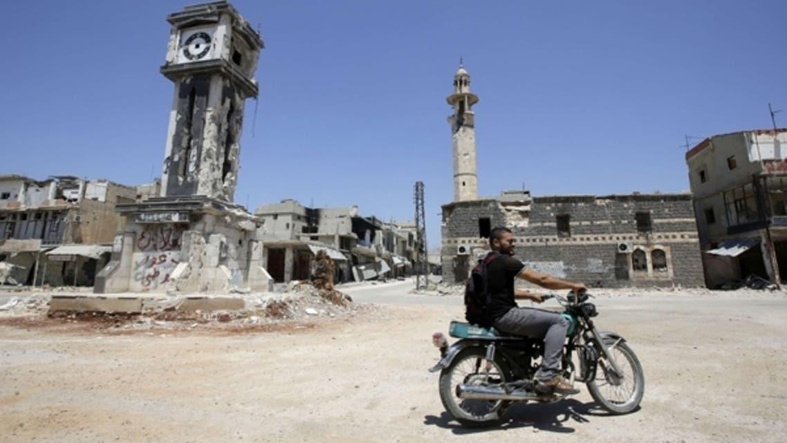 Qusayr  (AFP)