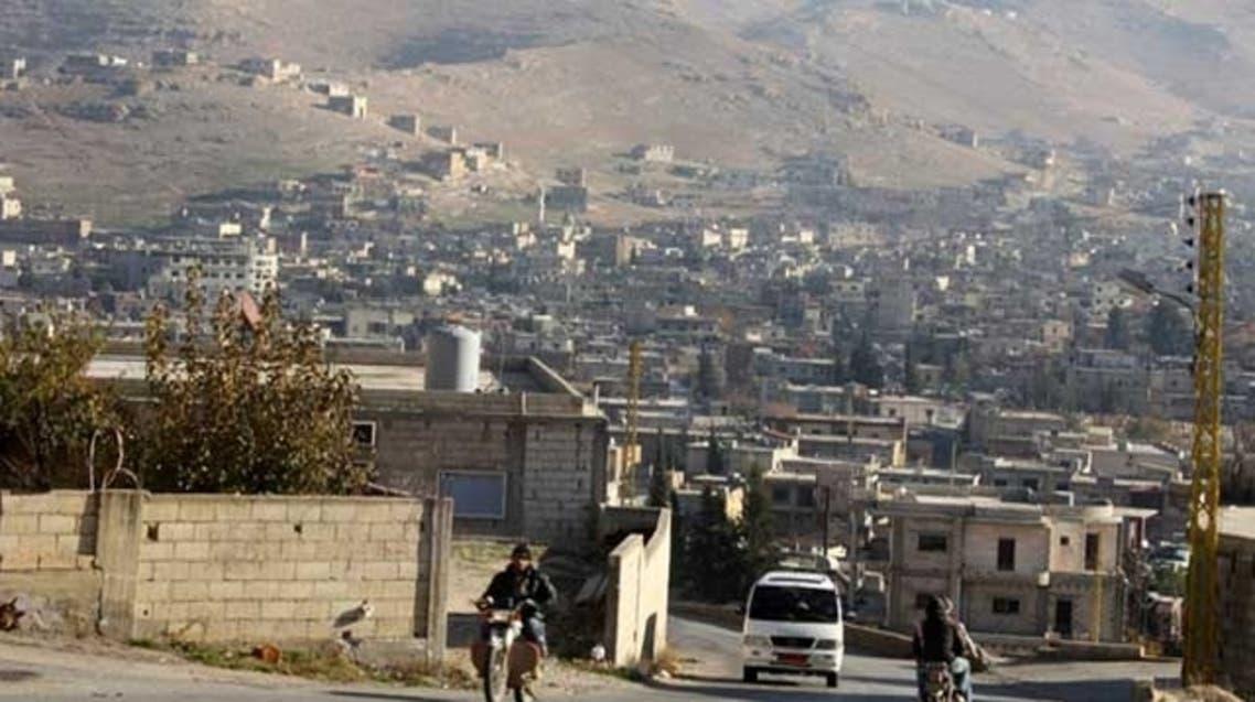 مدينة عرسال اللبنانية