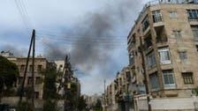 NGO: At least 12 jihadists killed in northern Syria