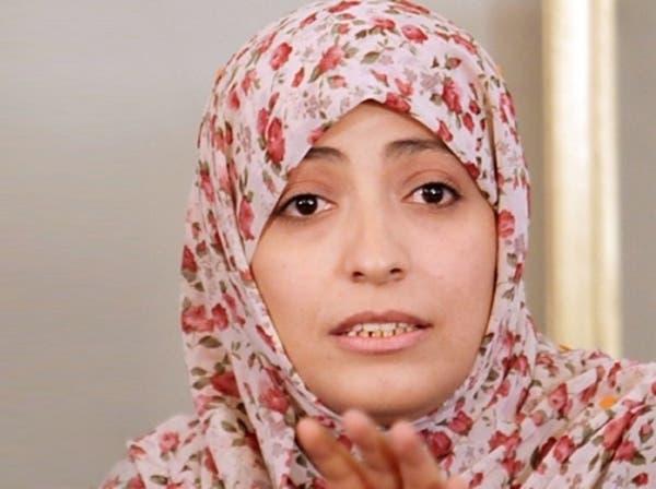 وكيل إعلام اليمن: توكل كرمان مشروع قطري ترتزق من الثورة