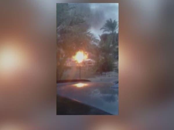 تفجير سيارة مفخخة يهز شمال البحرين بدون ضحايا