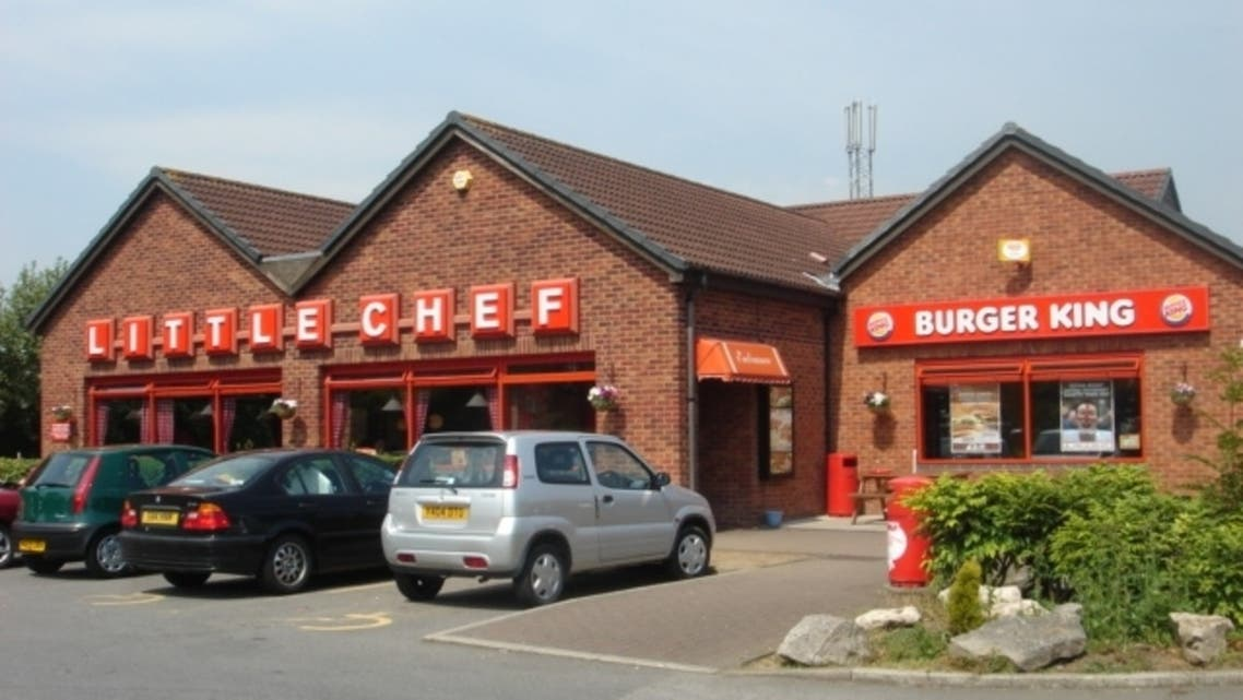 Kout, which bought the Little Chef chain, also owns more than 40 Burger King and KFC sites in Britain and Kuwait. (Photo courtesy: Margaret Clough)