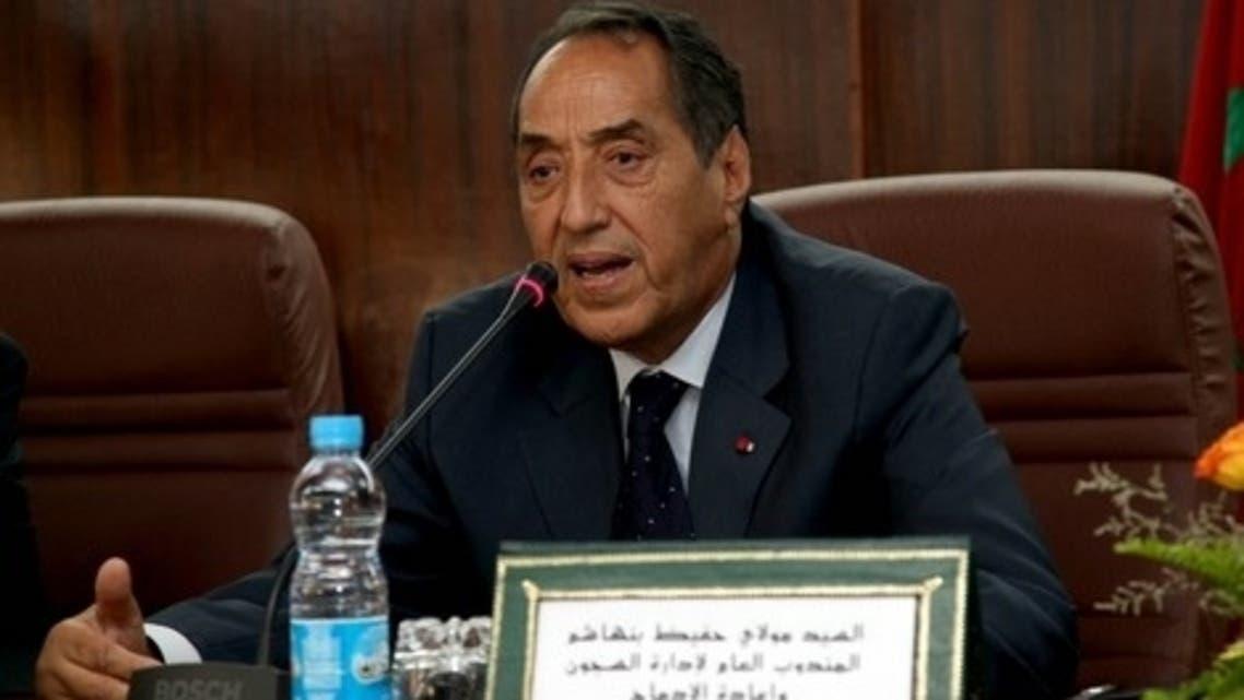 حفيظ بنهاشم المدير العام للسجون في المغرب