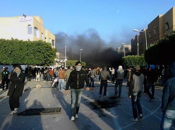 الجيش التونسي يطلق حملة عسكرية واسعة في سيدي بوزيد