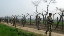 India says five soldiers killed in attack on border with Pakistan
