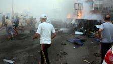 Officials: car bombs kill 31 people in Iraq