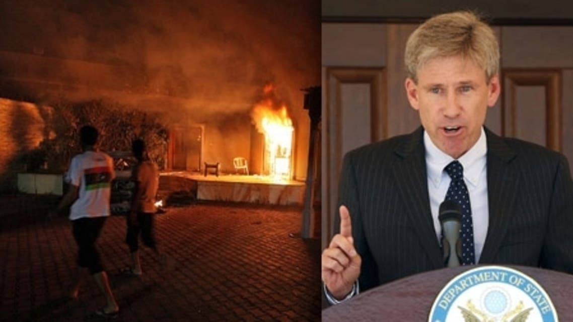 Ambassador to the U.S. Christopher Stevens was killed on Sept. 11, 2012, in an attack on the U.S. Consulate in Benghazi, Libya. Photo Credit: ©Voice of Russia.