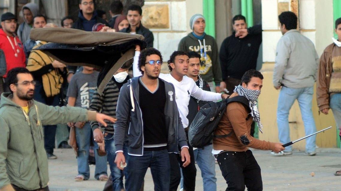 اشتباكات في الاسكندرية