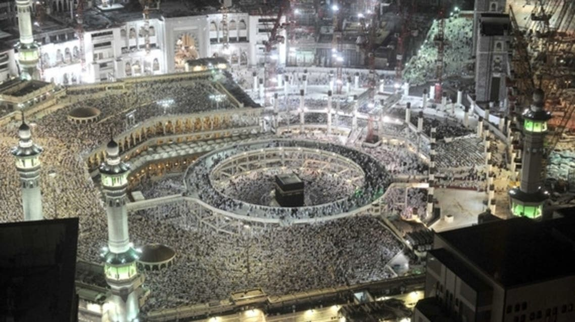 أكثر من 3 ملايين مصلٍّ في الحرم المكي