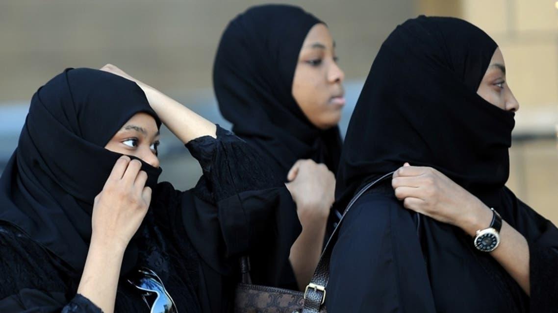 سعوديات يتجهن لأداء صلاة العيد في الرياض