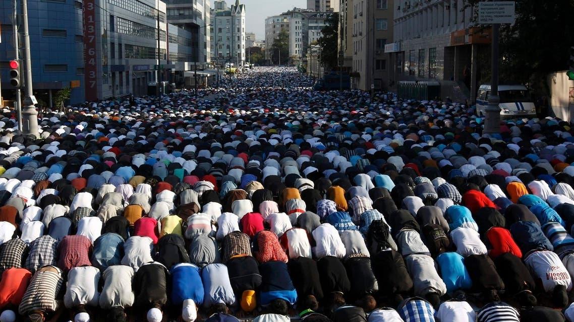 Eid al-Fitr around the world