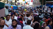 Egypt Islamists stage Eid protests after military holds back