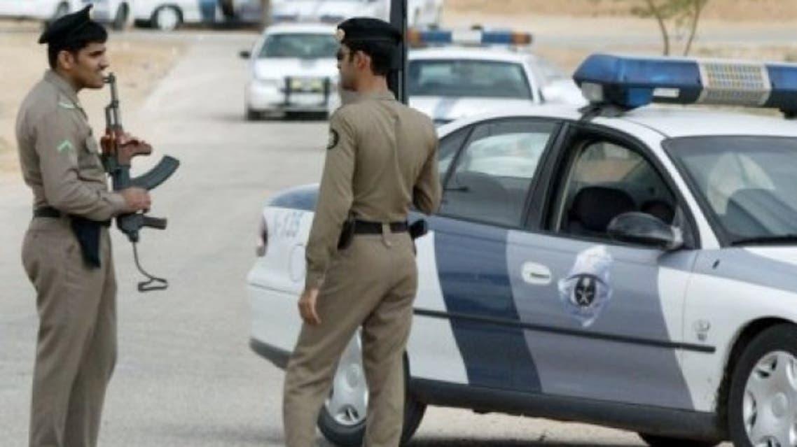 Saudi police (AFP)