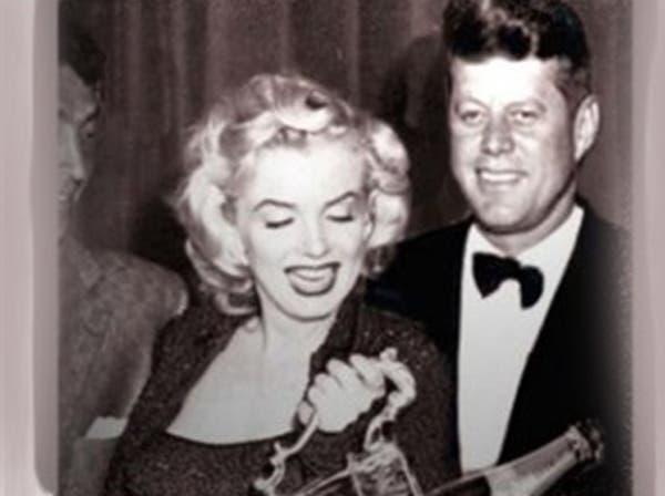 مارلين مونرو عشيقة كينيدي لزوجته: جون سيتزوجني