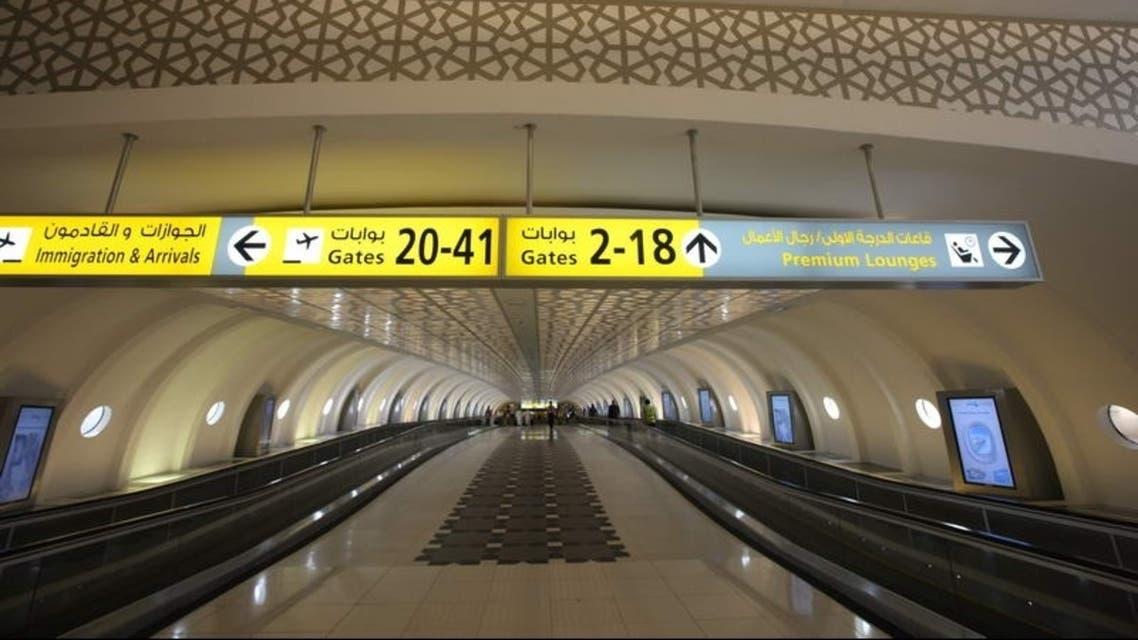 abu dhabi airport ADAC