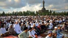 Security tight as Indonesia celebrates Eid