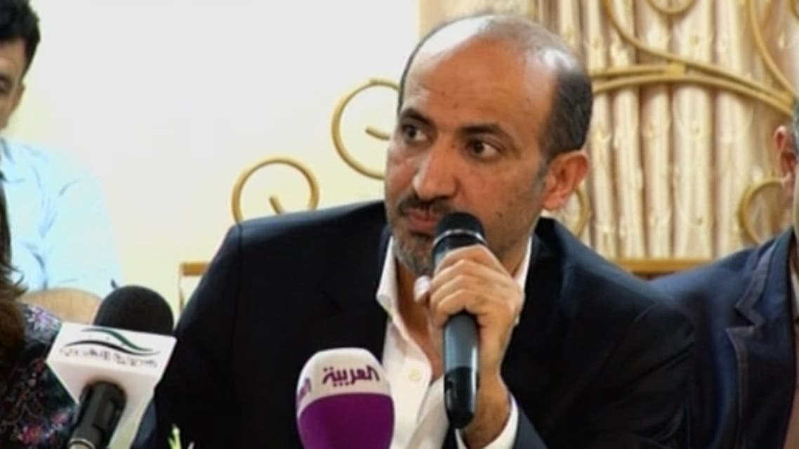 أحمد الجربا