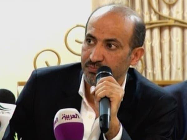 الجربا: بشار الأسد منهار والحرس الثوري يحكم سوريا