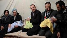 Erodogan urges Turks to have more babies, 'raise them correctly'