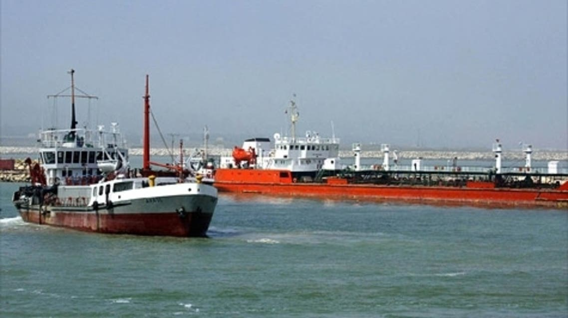 """The IEA said """"Iran continues to expand its shipping fleet in a bid to sustain crude sales in the wake of increasingly stringent international sanctions"""". (File photo: AFP)"""