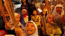 Muslims celebrate Ramadan end, strife casts shadow