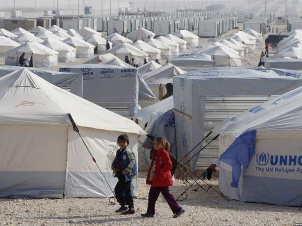 """وفاة لاجئ سوري متأثراً بجروحه بعد """"أحداث الزعتري"""""""