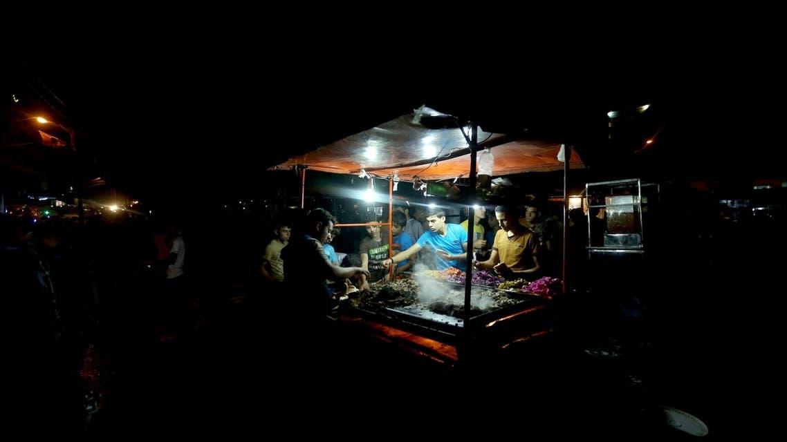 Besieged Gaza enjoys Eid